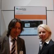 BBarton & Ziemann Fraunhofer Stand Cebit 2013