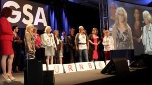 Gaby Barton auf GSA Convention 2013