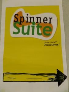 Spinnersuite Plakat