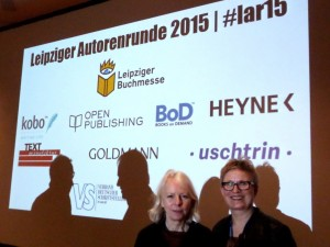 Gaby Barton Autorenforum Leipzig