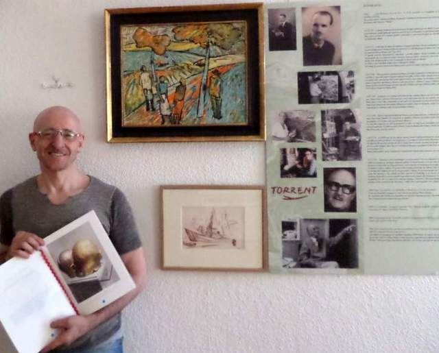 Alberto Torrent Casa Menorca