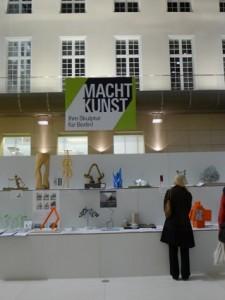 Macht Kunst Ausstellungshalle