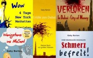 Gaby Barton Bücher Werbung